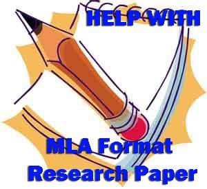 MLA Format Works Cited - MLA Format
