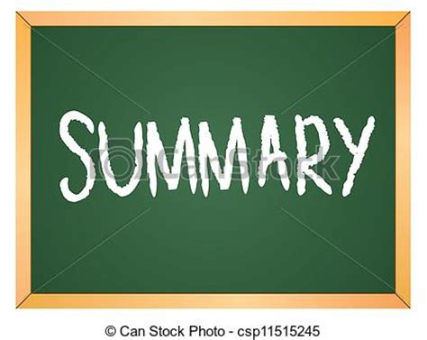 Who to write a summary paper